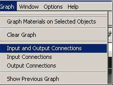 Graph – Input and Output Connections