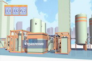 "3D graphics for the presentation of the plant ""Kislorodmash"" - 20"