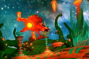 "3D graphics and special effects (SFX) to a cartoons for the theater ""Zolotoe Kolzo"" - 16"